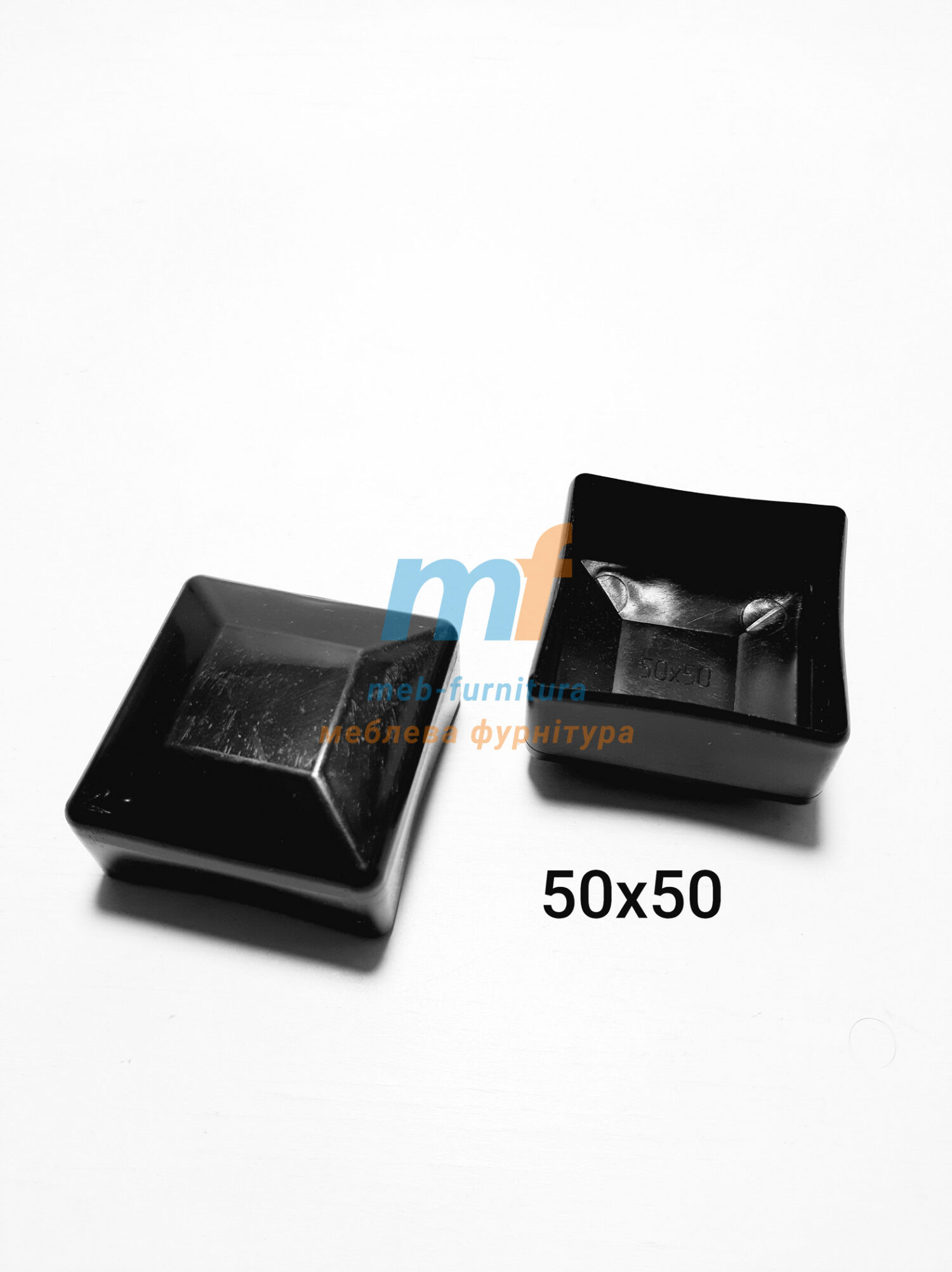 Заглушки наружные 50x50мм