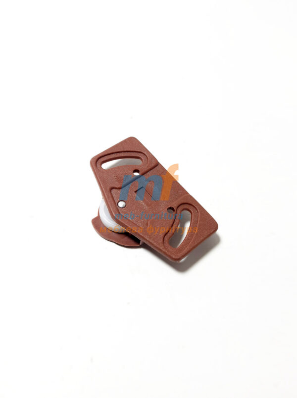 Ролик нижний для шкафов купе (пластик)