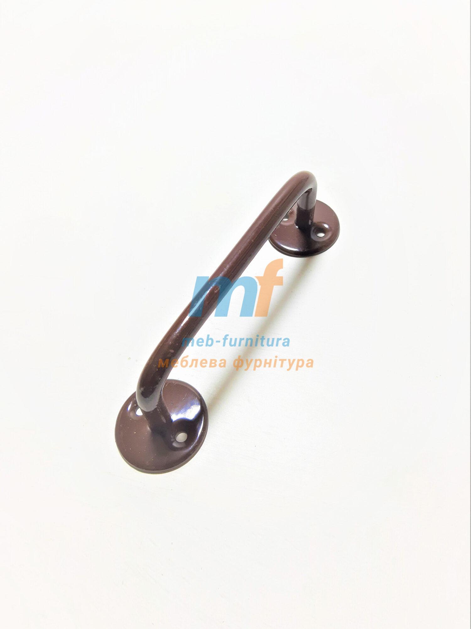 Ручка скоба РС-100 коричневая (под Симферополь)