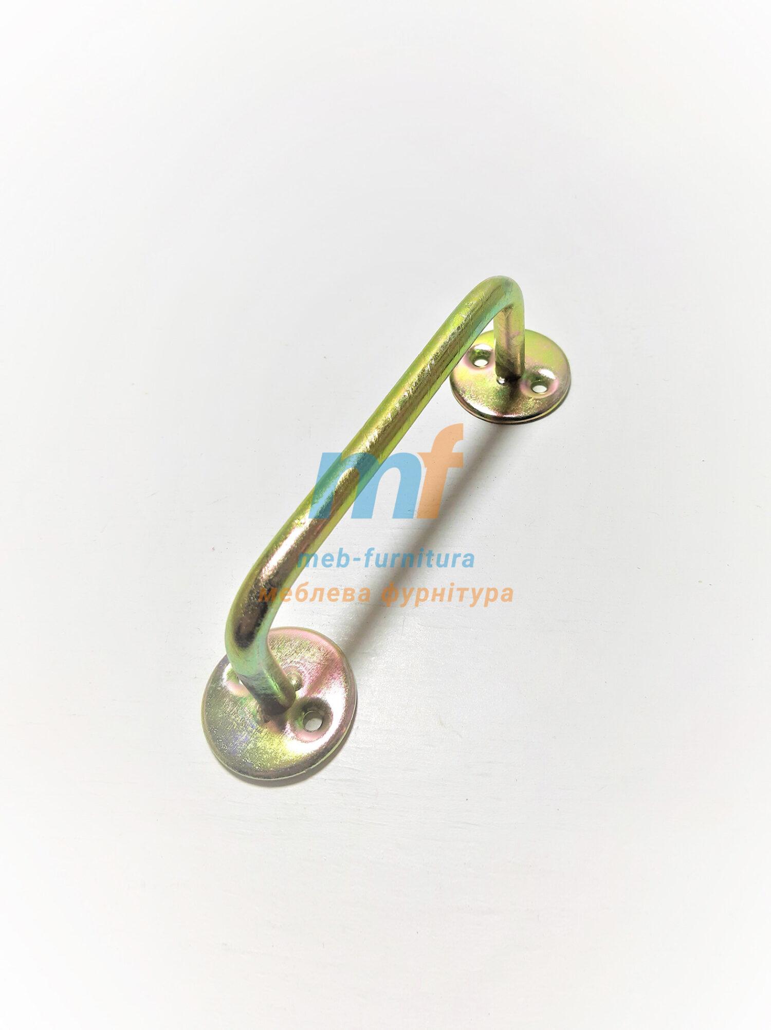 Ручка скоба РС-100 желтая (под Симферополь)