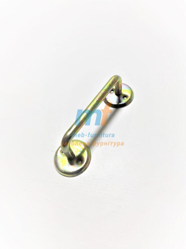 Ручка скоба РС-80 желтая (под Симферополь)