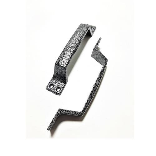 Ручки кованые/алюминиевые