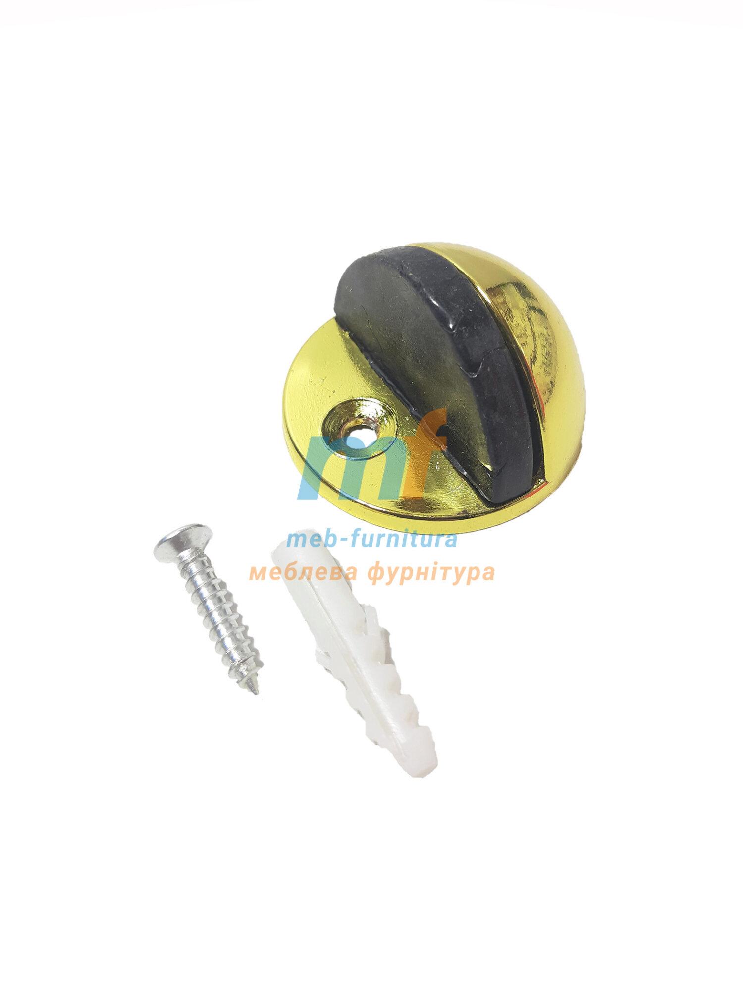 Стопор полумесяц желтый (еко)