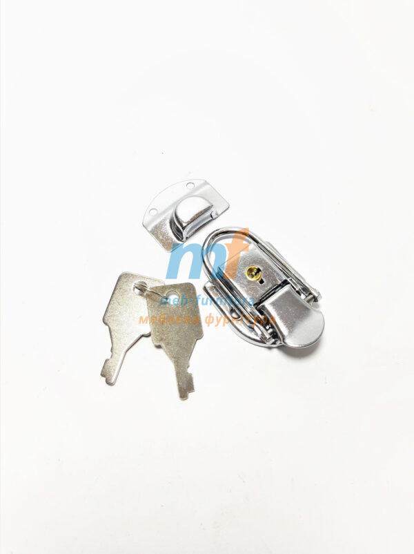 Зажим Бортовой №1 с ключом
