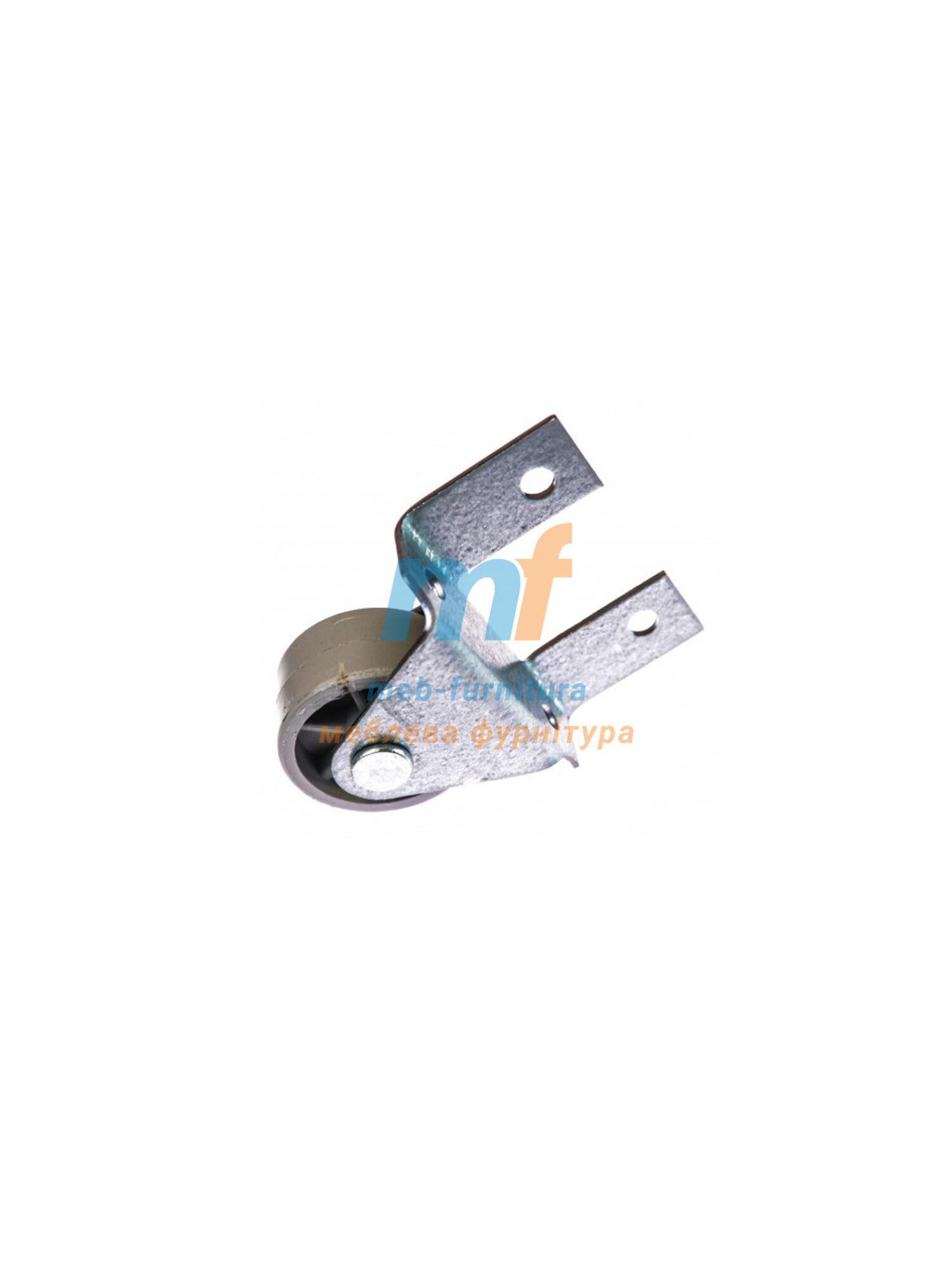 Колесо для мягкой мебели с рогами 40мм (3-008)