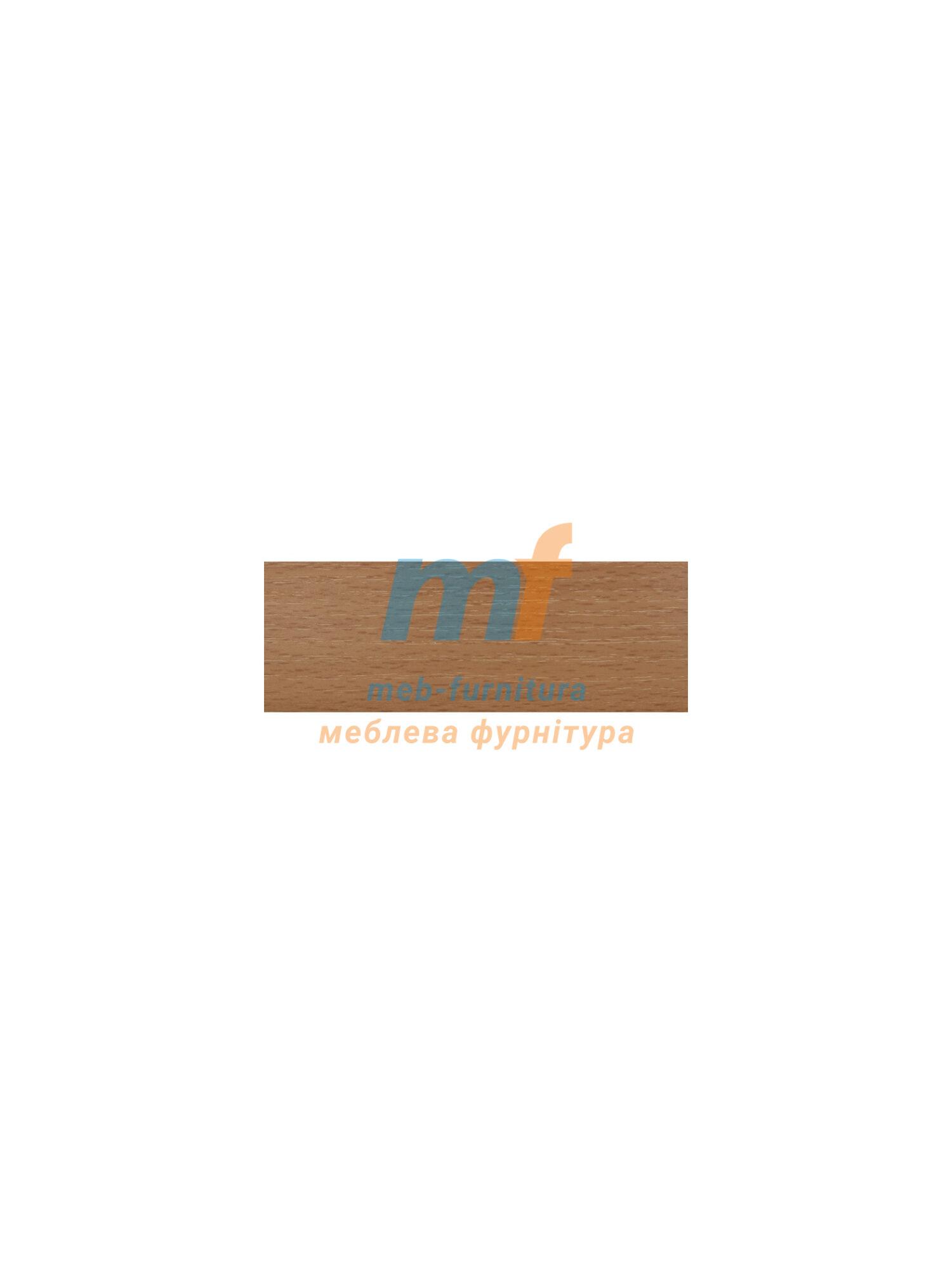 Кромка бумажная 20мм с клеем Бук бавария (10метрів)