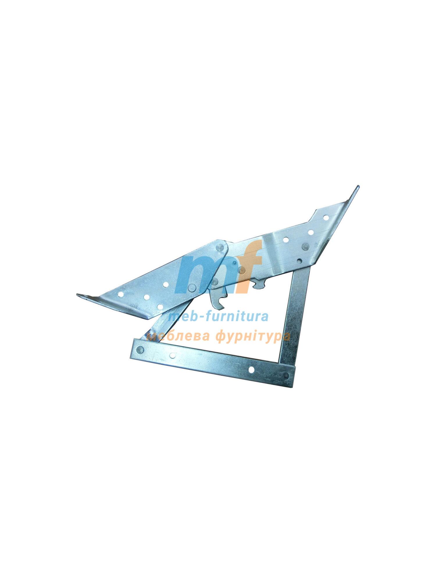 Механизм трансформации диван-книжка двухрычажная оцинкованая (комплект)