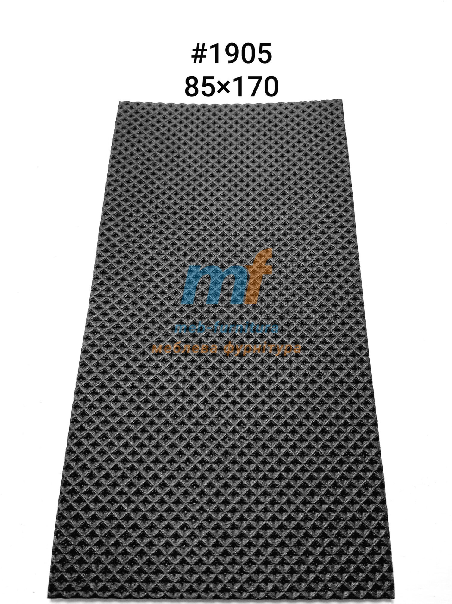 Резиновые накладки на ножки мебели 8.5х17см
