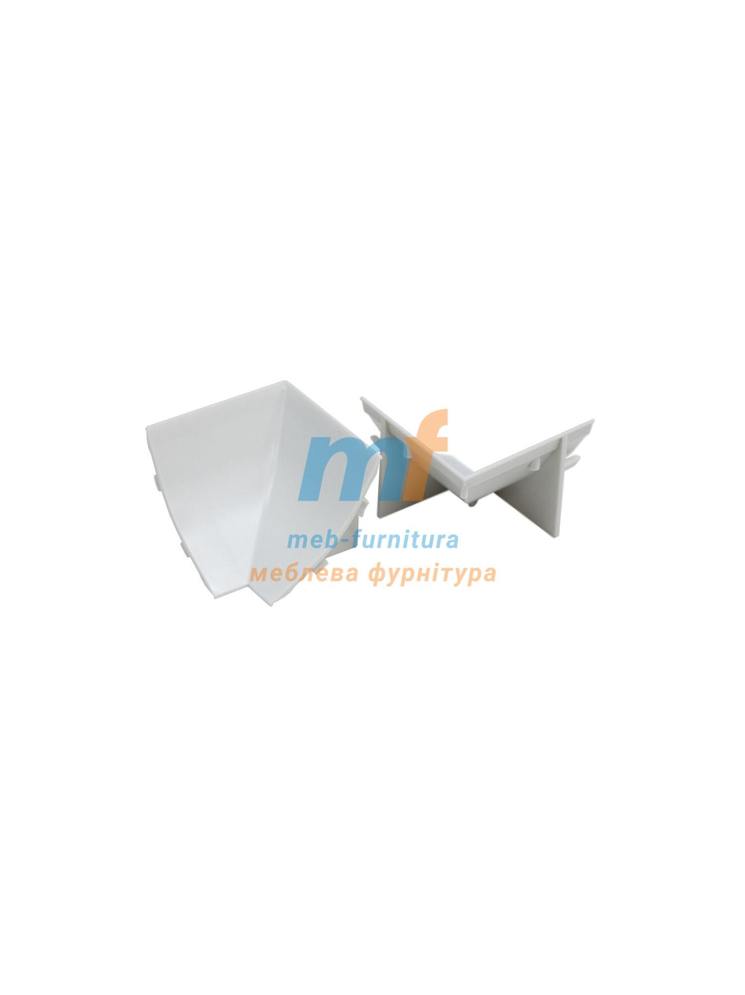 Угол внутренний для плинтуса Серый (1шт.)