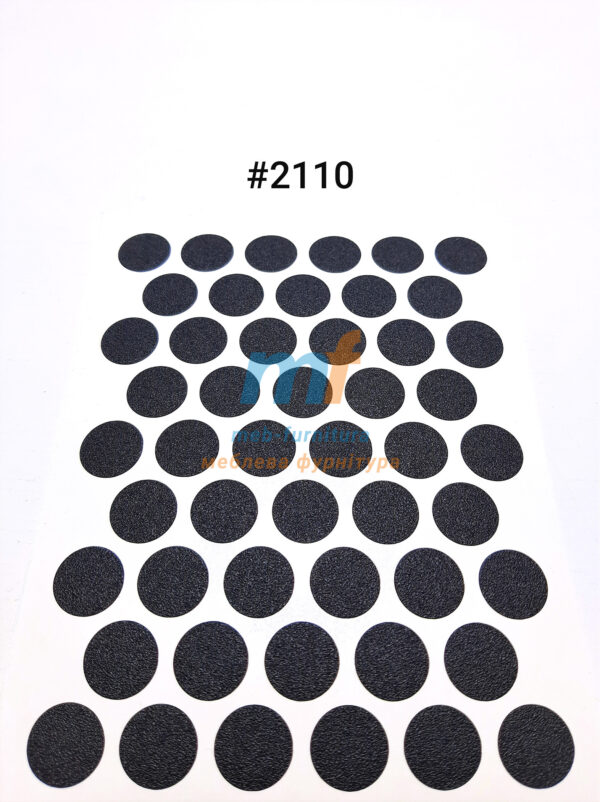 Заглушка на самоклейке для конфирмата,шурупа (2110)