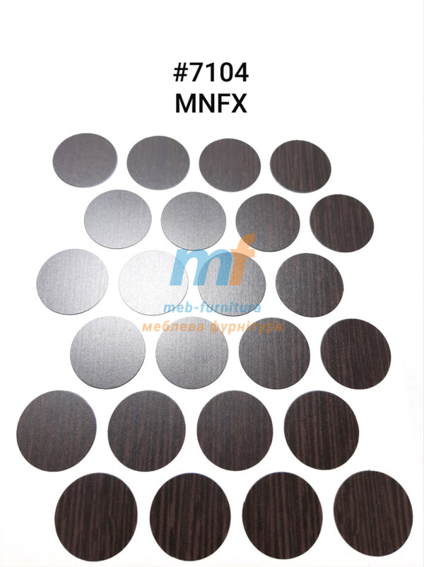 Заглушка на самоклейке для минификса (7104)