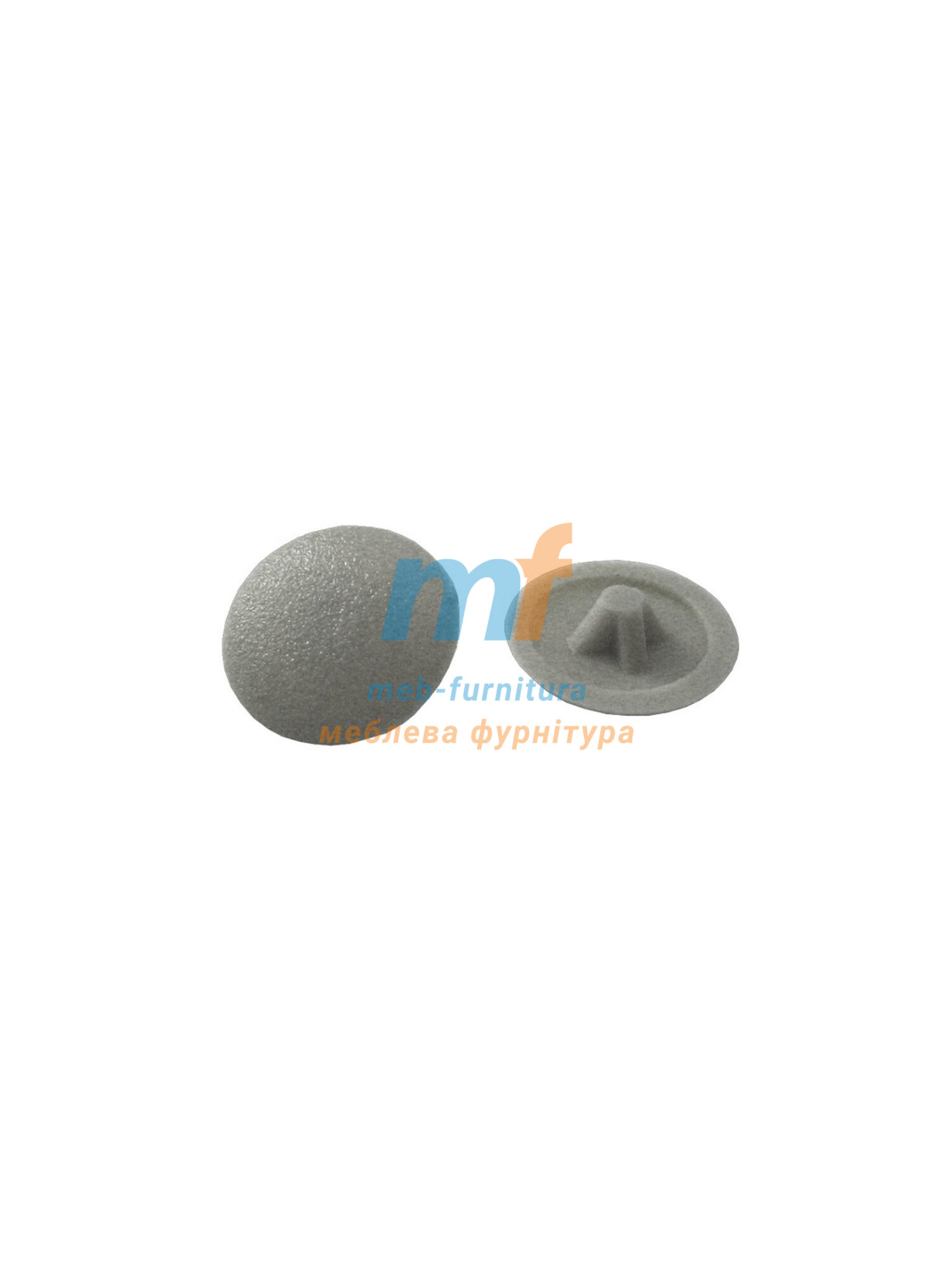 Заглушка под саморез (Темно-Серая) 1000