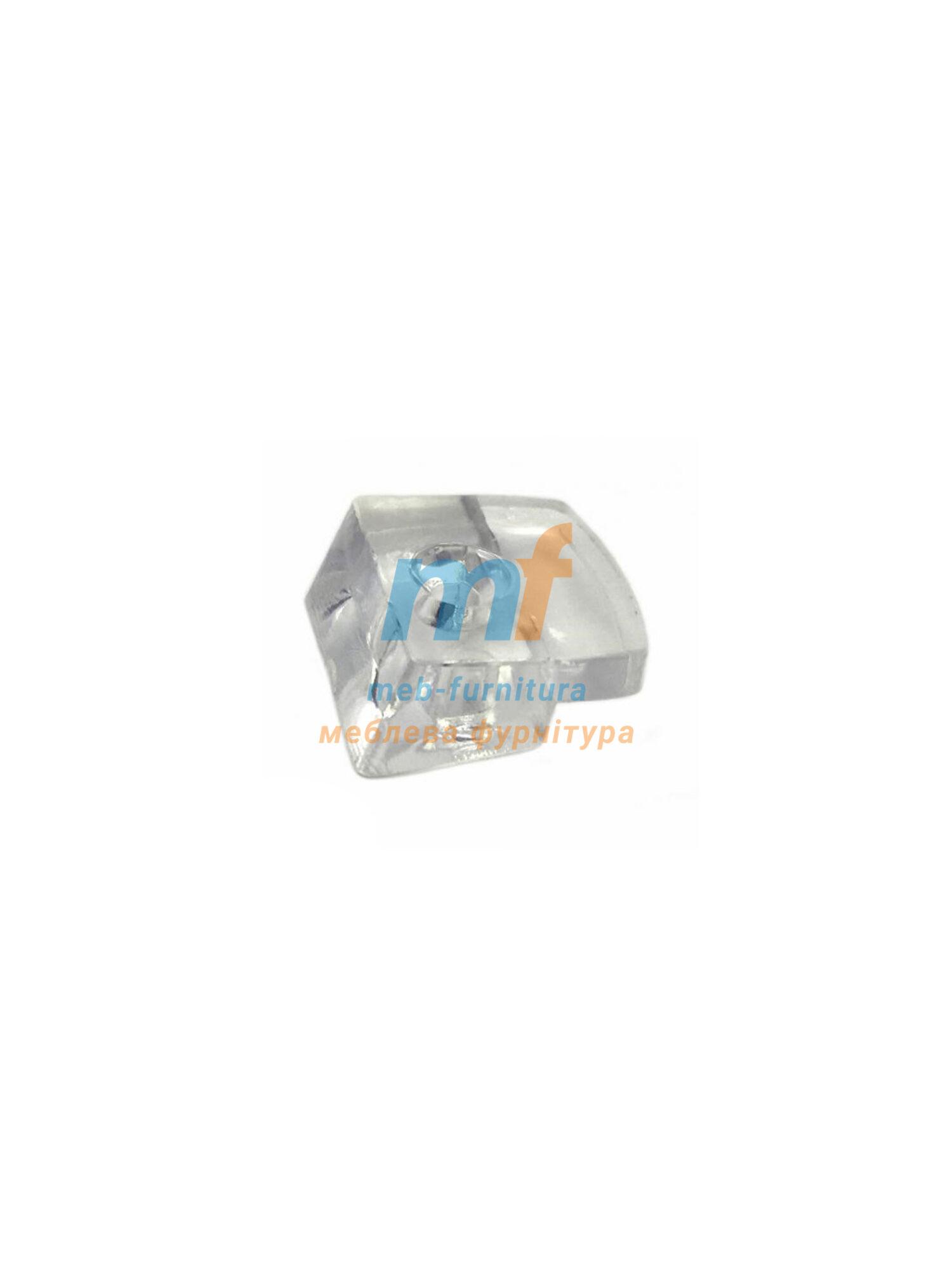 Зеркалодержатель пластик прозрачный