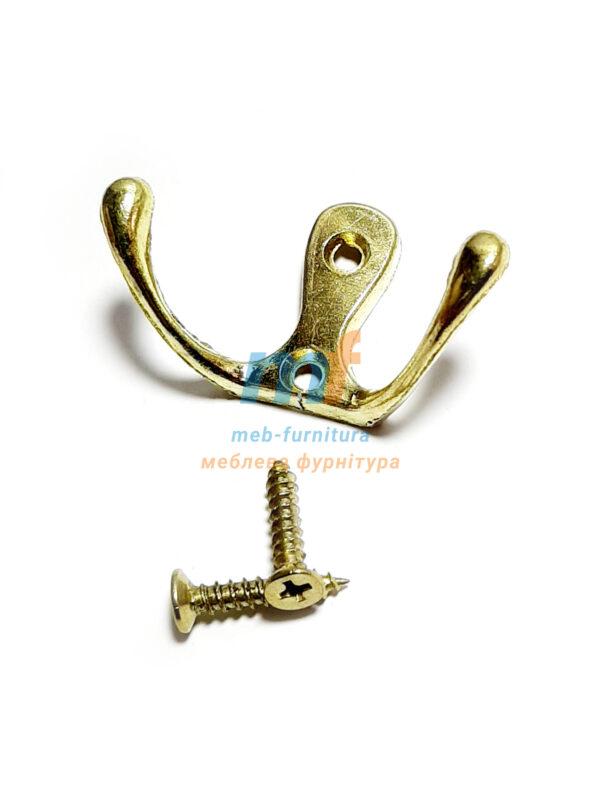 Крючок 0301 золото (ЕКО)
