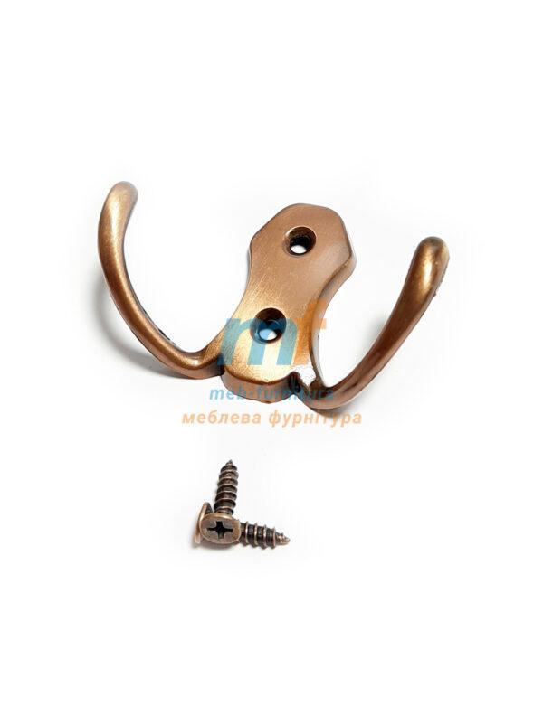 Крючок 0302 коричневая (ЕКО)