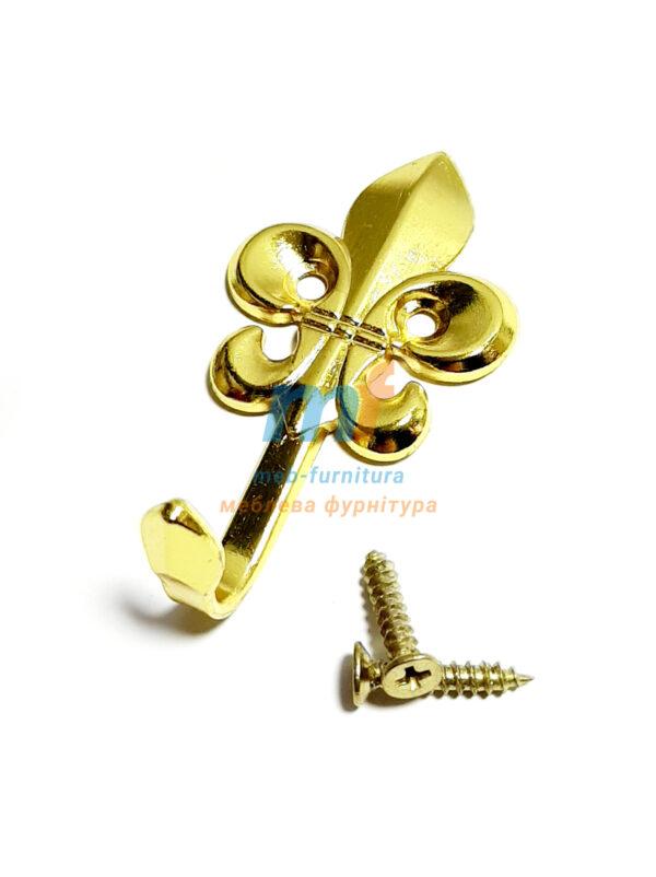 Крючок Аристократ - золото
