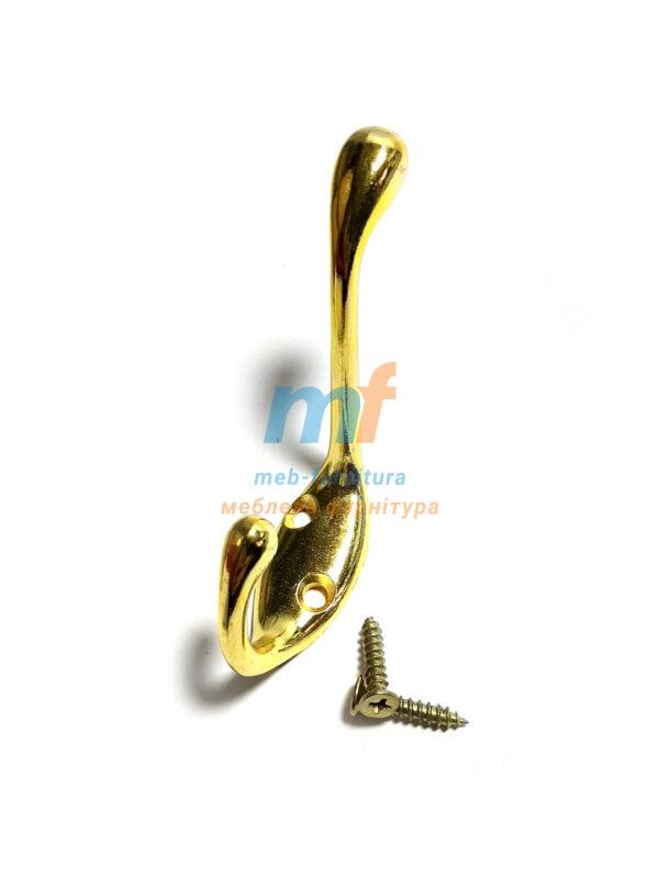 Крючок Гусак - золото