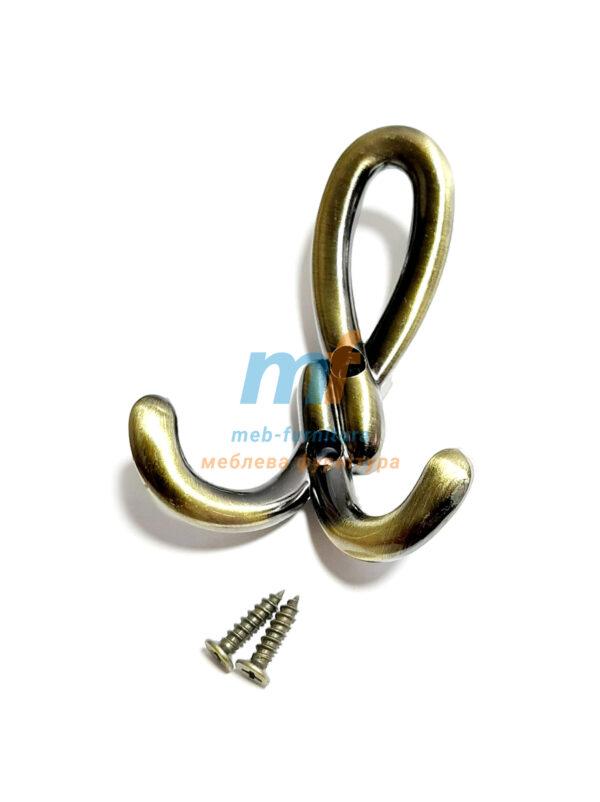 Крючок Лоза - бронза