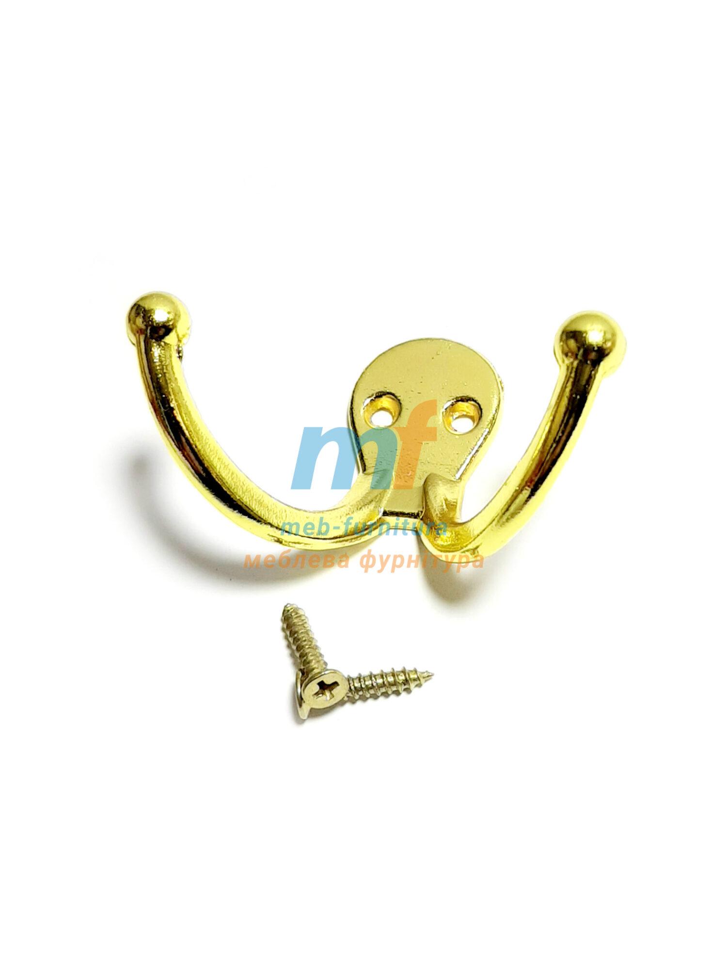 Крючок Мамонт - золото