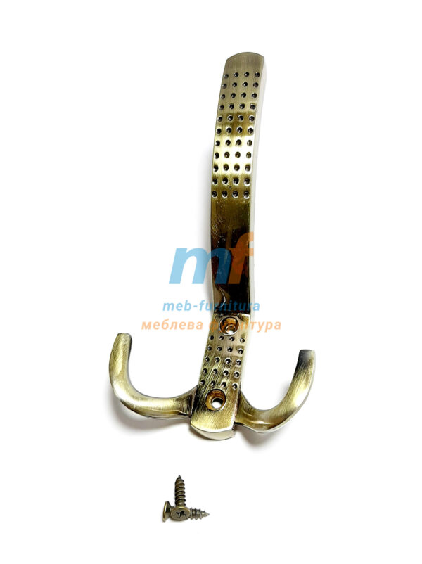 Крючок Точка большая (EKO) - бронза
