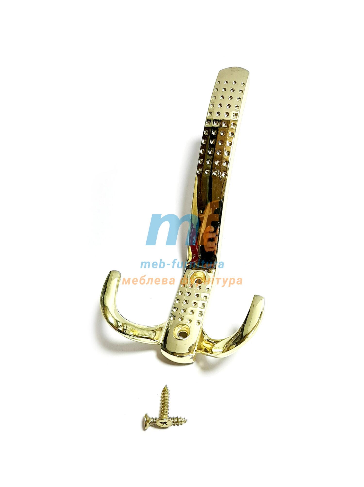 Крючок Точка большая (EKO) - золото