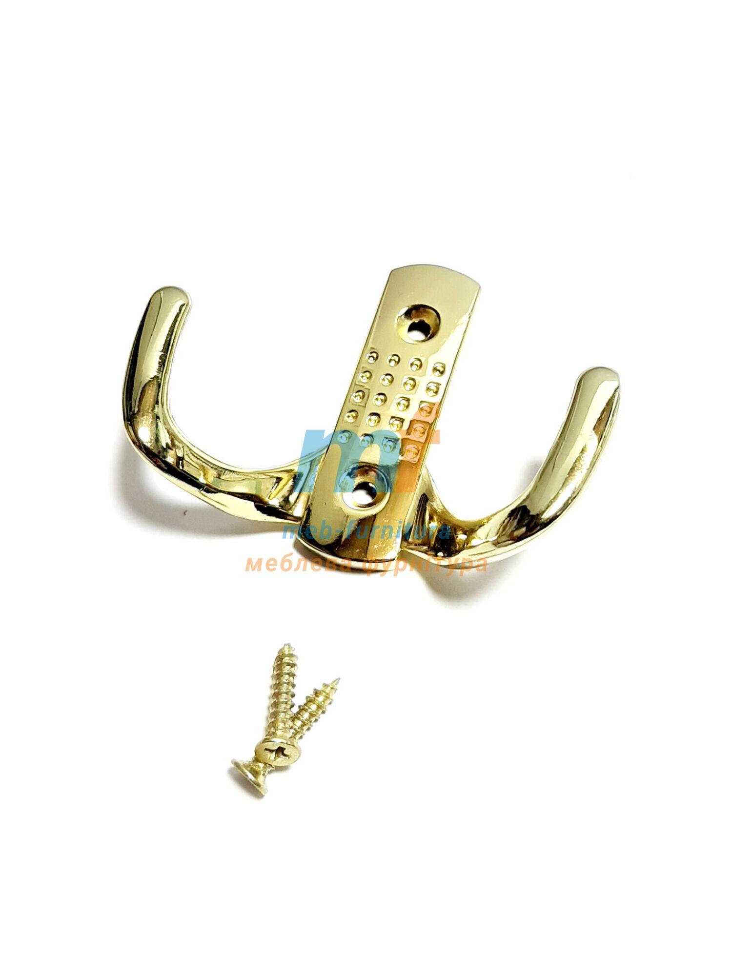 Крючок Точка маленькая (EKO) - золото