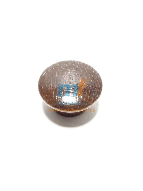 Мебельная ручка Кнопка деревянная Большая - 004