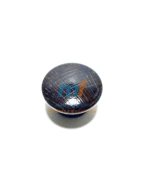 Мебельная ручка Кнопка деревянная Большая - 005