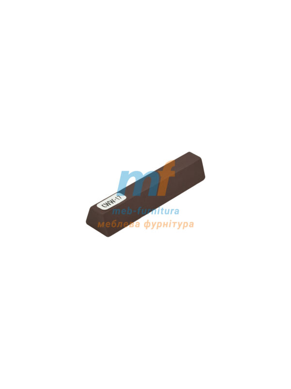 Палочка восковая коричневый темный (17)