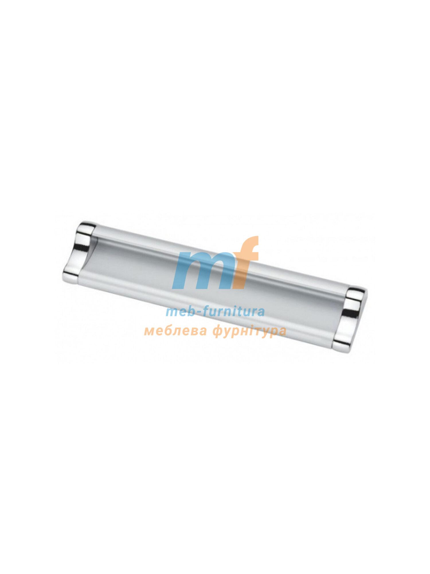 Ручка мебельная накладная(обманка) 6431 - 128mm