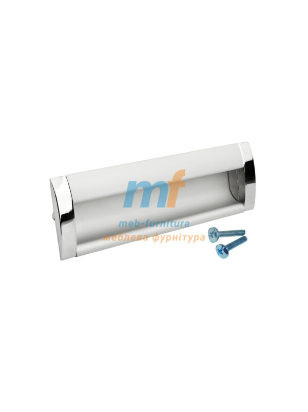 Ручка мебельная врезная 6428 - 128mm
